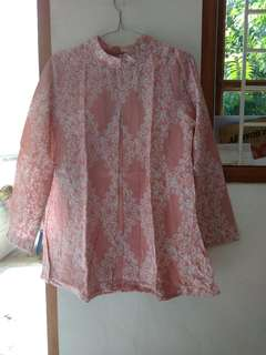 Batik pink