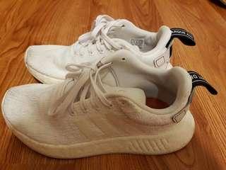 Preloved Adidas NMD White