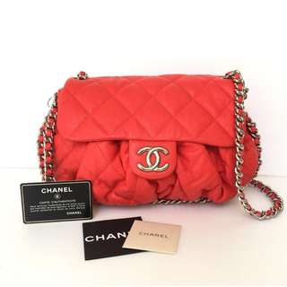 Authentic Chanel Chain Around Bag
