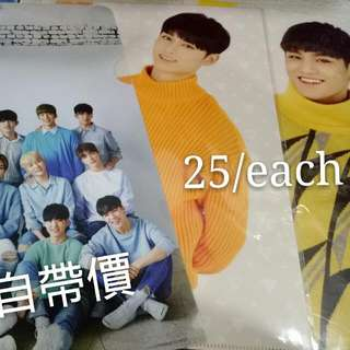 WTS Seventeen Official Clear File