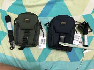 Carhartt small military bag