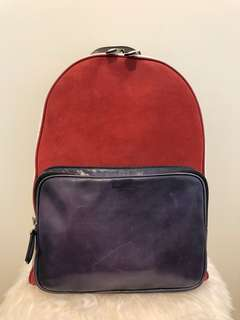 Berluti Time Off Leather Backpack 背囊