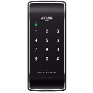 Schlage S-480 Card Digital Lock for HBD/BTO/CONDO Main Door  at $288 (Call 8782 8818)