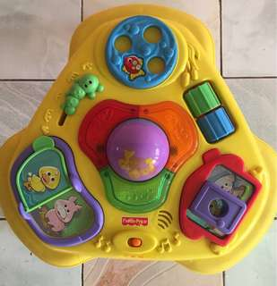 585php (10% OFF!!!) Fisher Price Activity Table