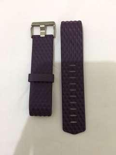 Fitbit 代用錶帶 紫色 細碼