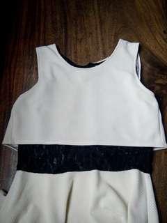 RUSH SALE! Lacy White Dress