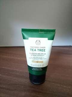 TEA TREE FLAWLESS BB CREAM NO 02