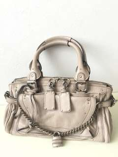 Authentic Chloé Leather Handbag