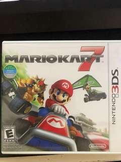 Mario Cart 7 (3DS)