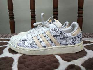 Adidas Superstar Jeremy Chabran Graphic no nike vans converse new balance