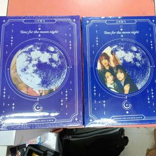 Gfriend time for the moon night