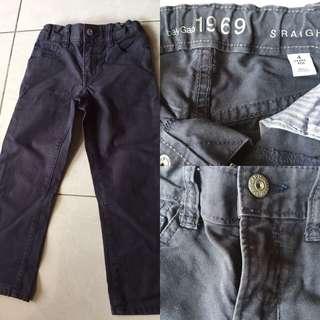 Preloved jeans anak cowok dan baju