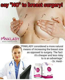 Authentic pinklady body perfection