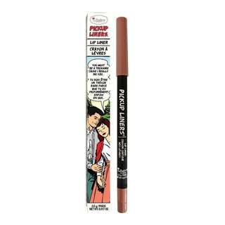 [BN] The Balm Pickup Liners Lip Liner