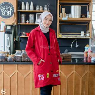 Hijacket Elma Cherry