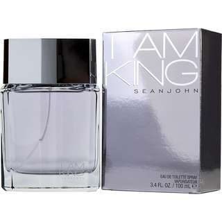 Sean John I am King EDT for men