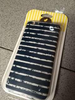 Case ip6/6s navy stripe