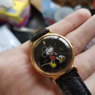Vintage Pulsar Mickey Mouse Watch