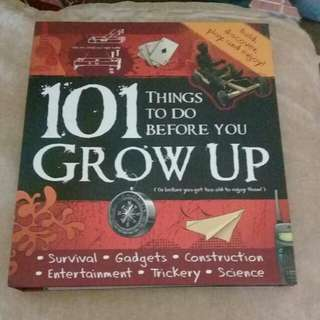 101Things To Do Before You Grow Up