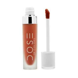 🚚 [INSTOCK] [SALE] Dose of Colors Matte Liquid Lipstick (Old Flame)