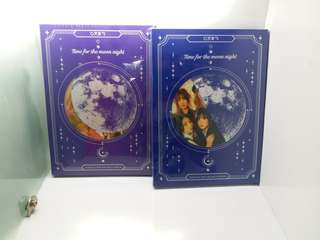 GFriend time for the moon night ablum 全新