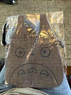 日本帶回郵局豆豆龍袋