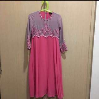 D'yana kids raya dress/ jubah