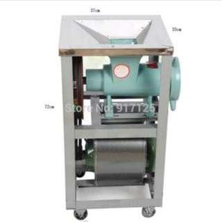 meat grinder Chicken bone fish grinder machine