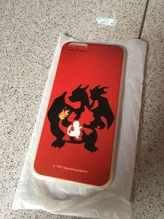 Case ip6/6s red dragon