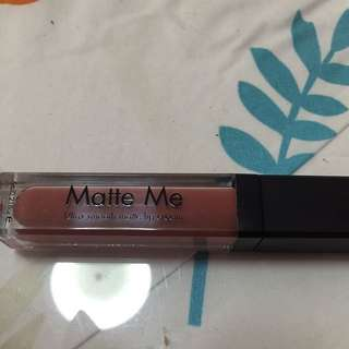 Sleek Makeup Matte Me Ultra Smooth Matte Lip Cream