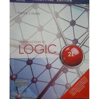 Introduction to Logic 2E