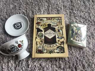 Hendrick's Gin collectables