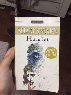 Hamlet by Shakespeare