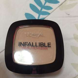 Loreal Infallible 24H Matter Powder