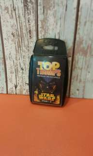 Top Trumps Cards Star Wars