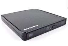 Lenovo USB Portable DVD Burner 43N264