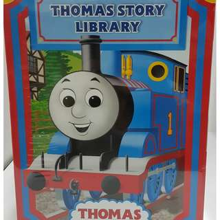 Thomas The Train Story Library (40 Book Box Set)