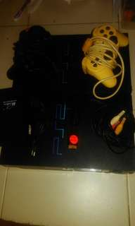 (reduce $$) 02 UNIT OF PS2 AT ONLY $70