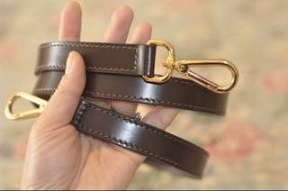 "Bandouliere strap 44"" from Mccraft on etsy"