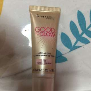 Rimmel London Good to Glow Liquid Highlighter