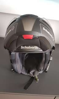 Schuberth C3 Pro with Sena 30K