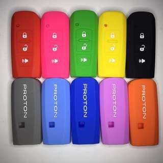 Silicone Cover (Proton Iriz, Persona, Suprima S, Preve - 3 Buttons - Keyless)