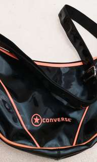 A CONVERSE sling bag