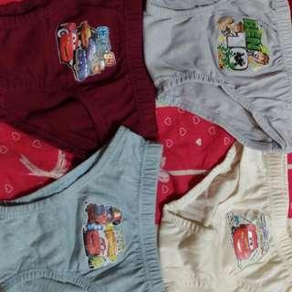 全新 男童 內褲 學習褲 換物 轉轉來交換