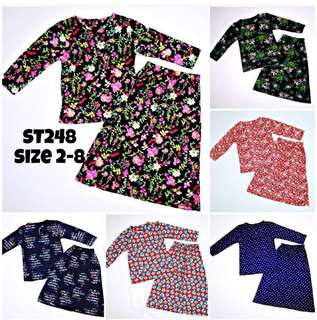 Baju Kurung Kanak-kanak