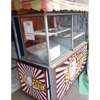 Jual Gerobak Fried Chicken Bekas