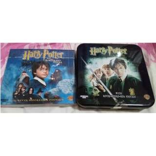Harry Potter English Movie VCD Video