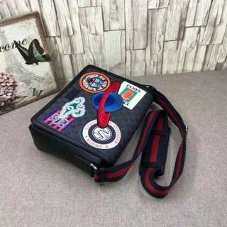 Tas Selempang Gucci ORI leather