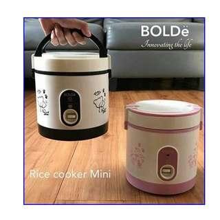 Rice Cooker Bolde Supercook Garansi Resmi Terlaris