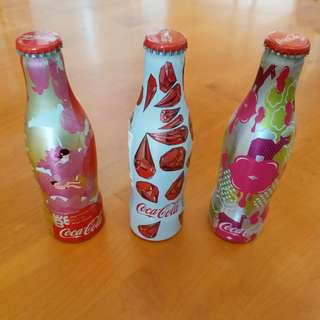 【興趣收藏】Coca-Cola WE8 Limited Edition Bottles
